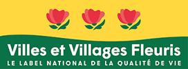 Villes et villages fleuris 3 fleurs