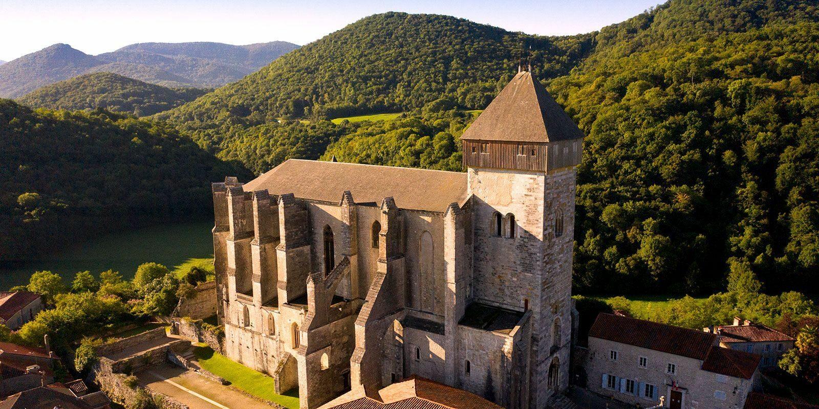 Le secret dans la cathédrale de St-Bertrand de Comminges