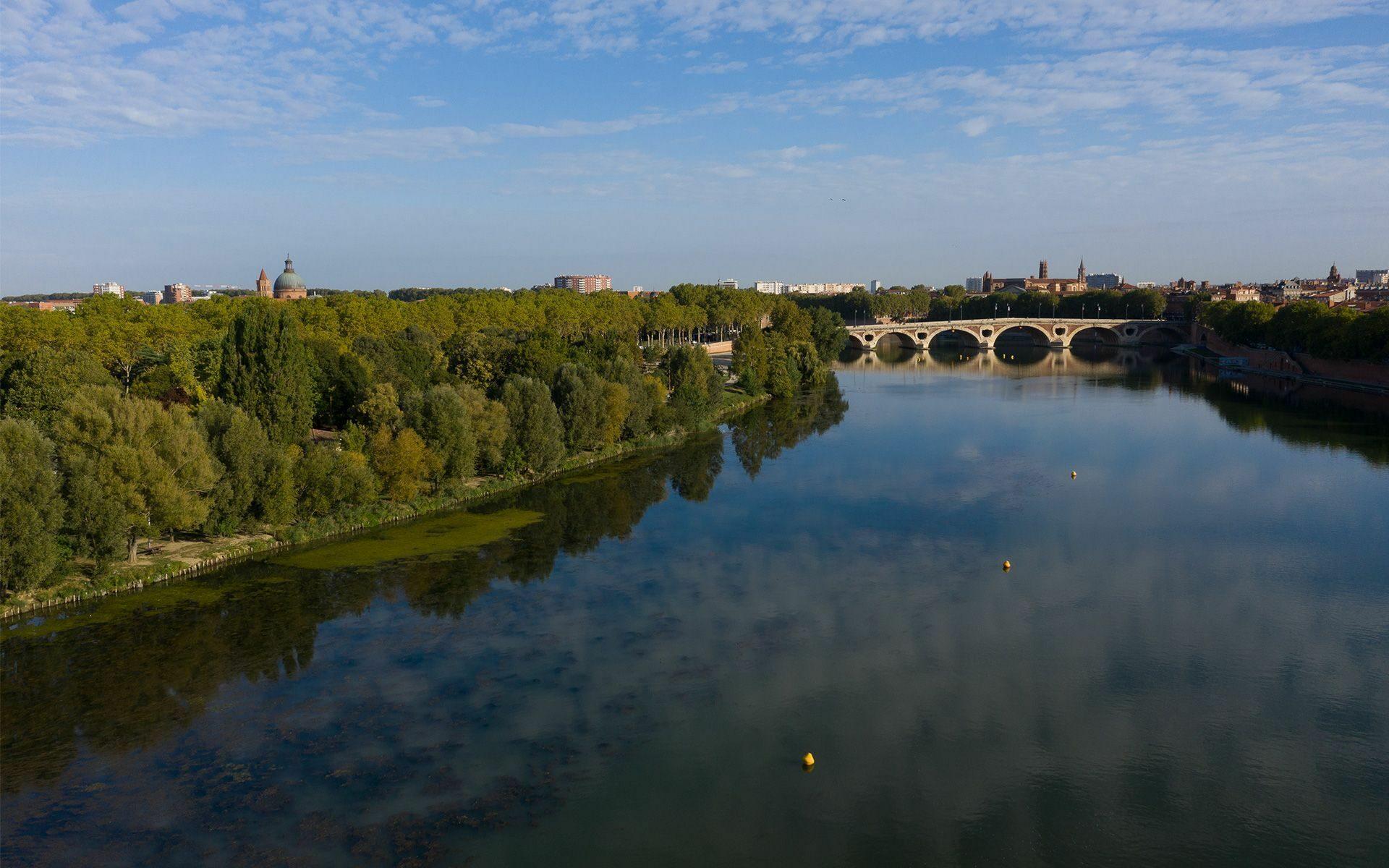 La Prairie des Filtres à Toulouse