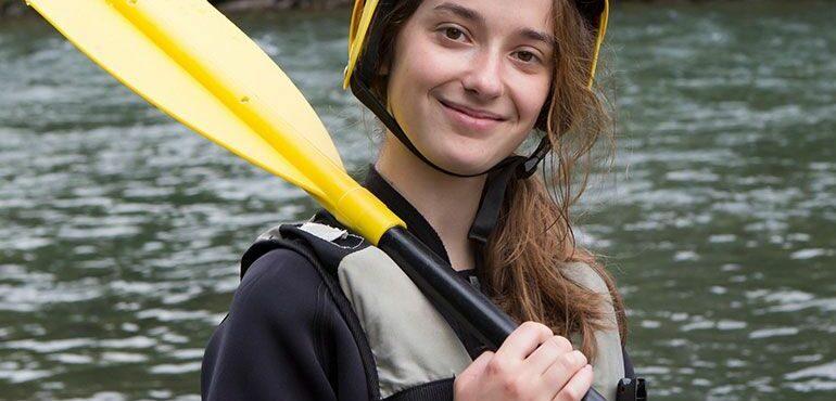 Rafting sur la Garonne
