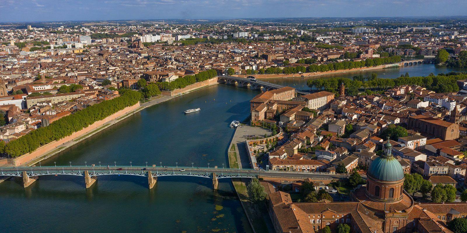 La Haute-Garonne en lettres Capitole