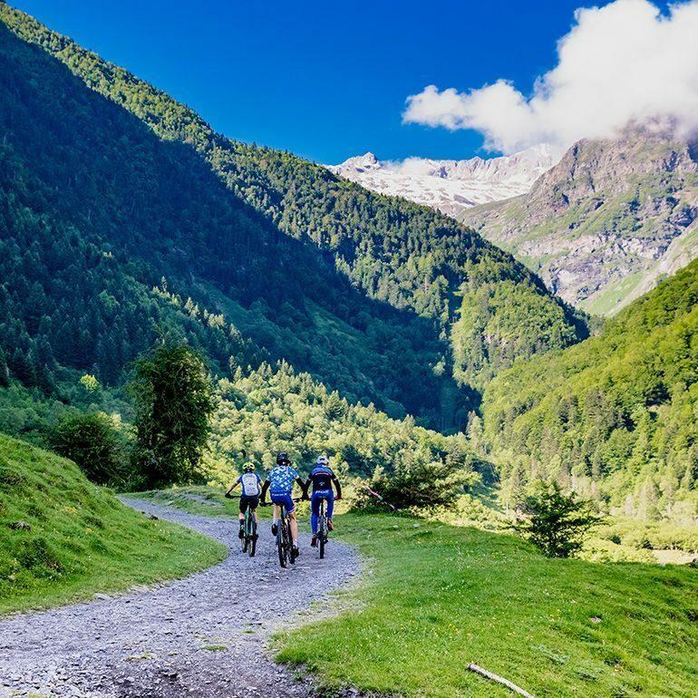 Escapade VTT dans les Pyrénées