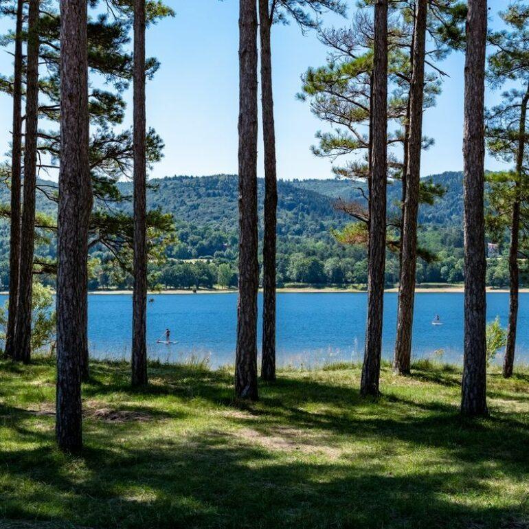 Lac de Saint-Ferréol