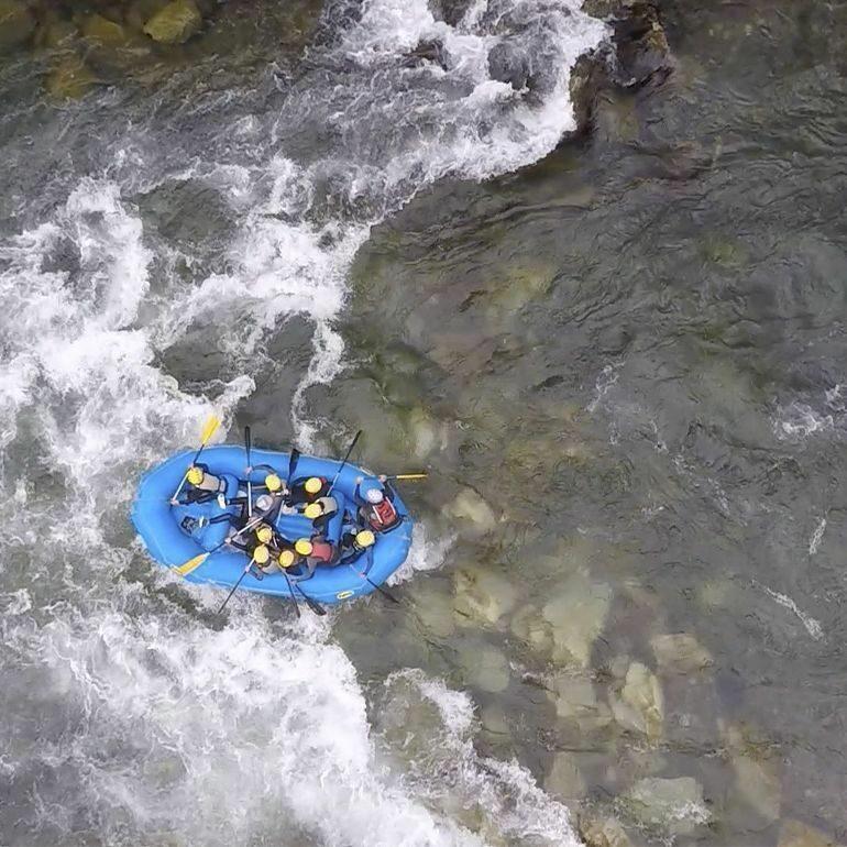 loisirs et aventures- rafting