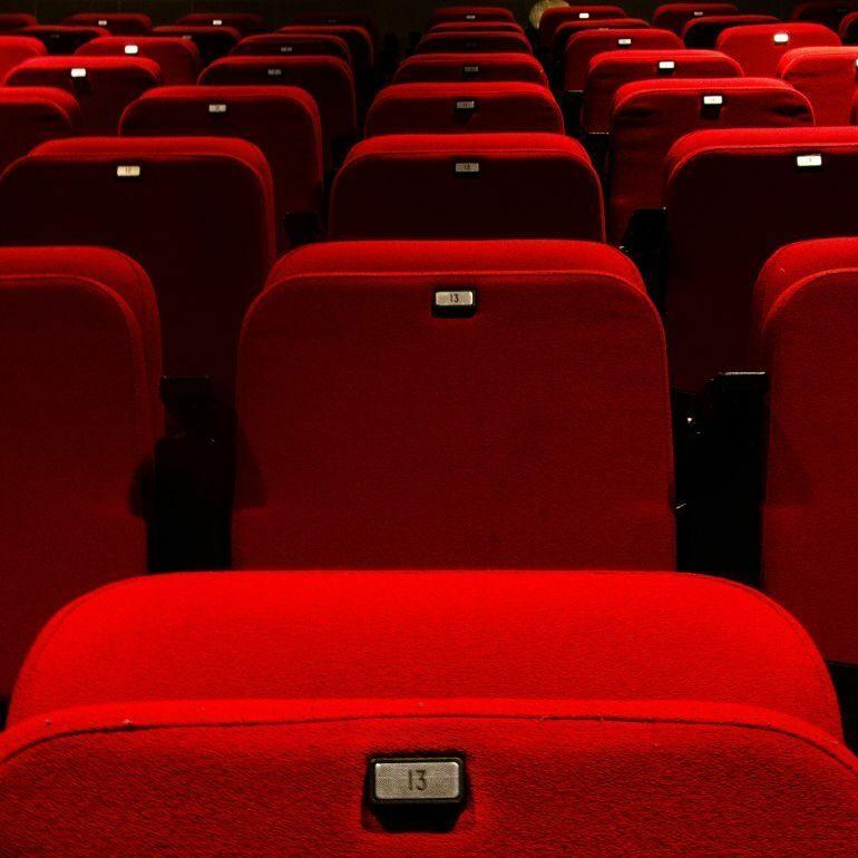 Fauteuils rouges de Cinéma