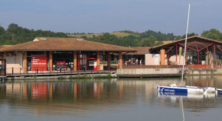 maison Hg Port lauragais espace tourisme