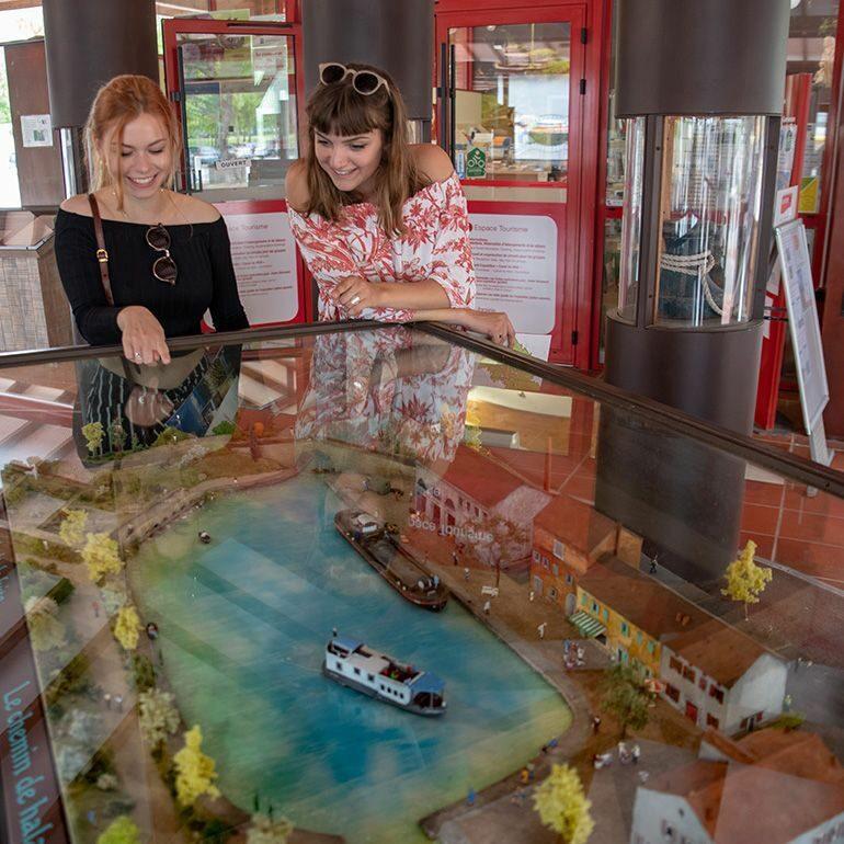 Exposition canal du Midi