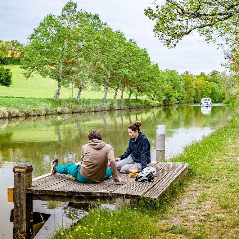 Pique-nique Canal du Midi
