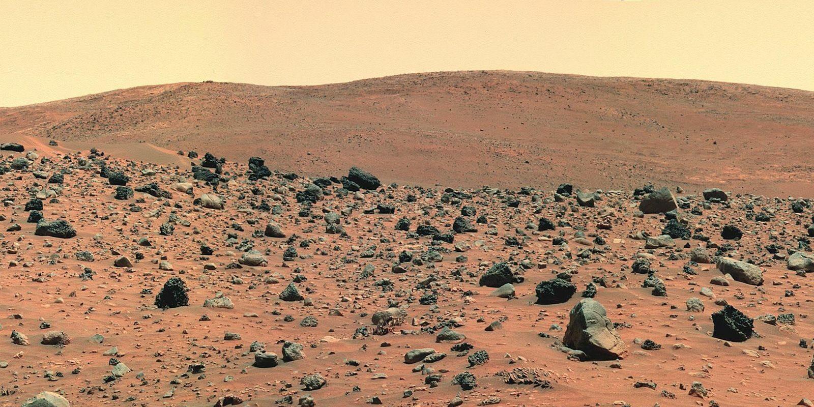 Le voyage extraordinaire sur Mars !