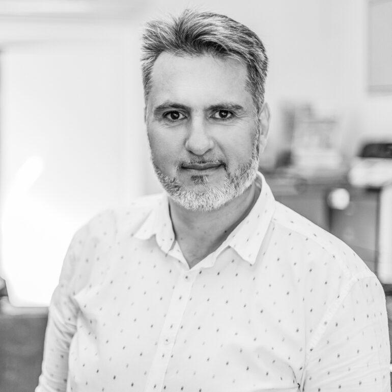 Stephane Grunfogel- photo Noir et blanc