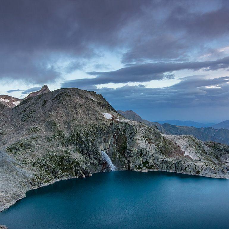 Lacs de la vallée d'Oô et Perdiguère