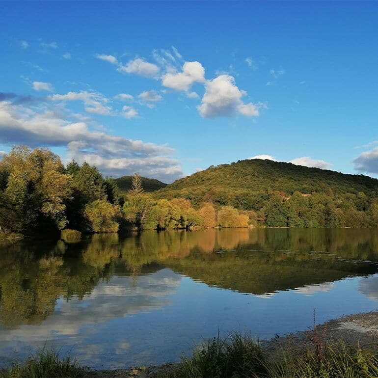 Lac de Babazan