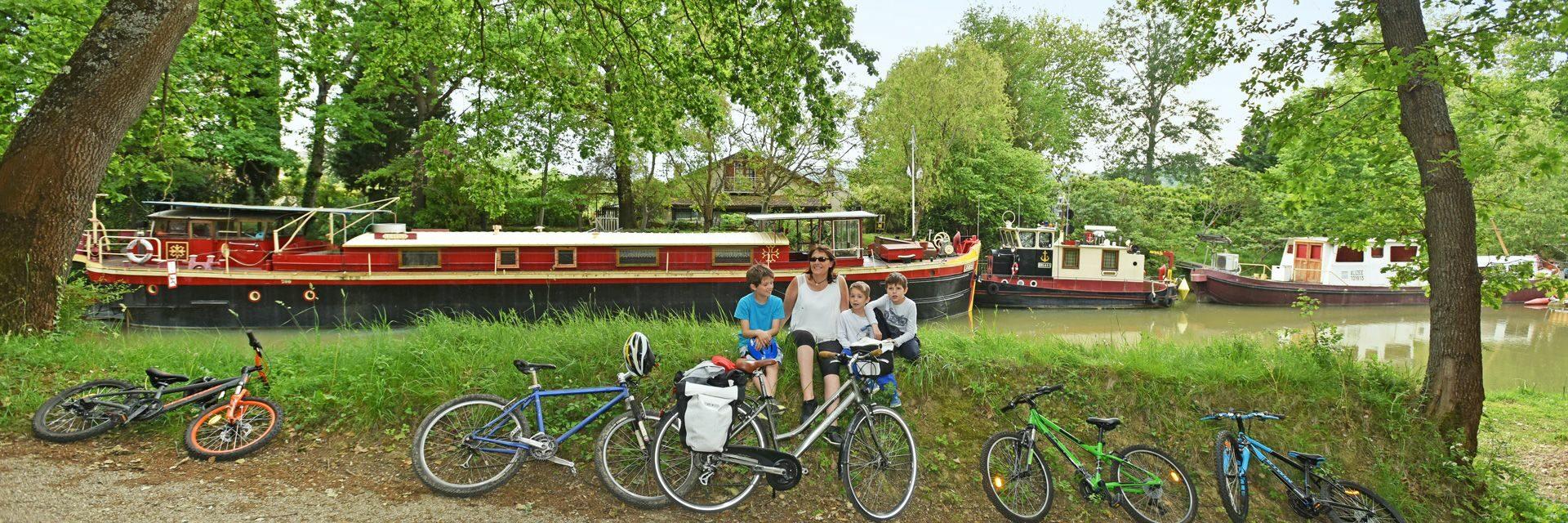 Canal du Midi Gardouch