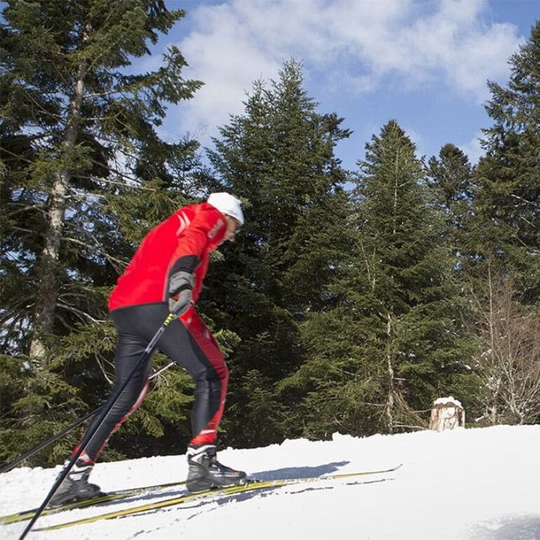 Ski de fond- Manuel Huynh