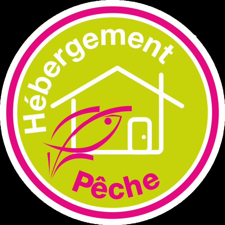 Logo Hébergement pêche