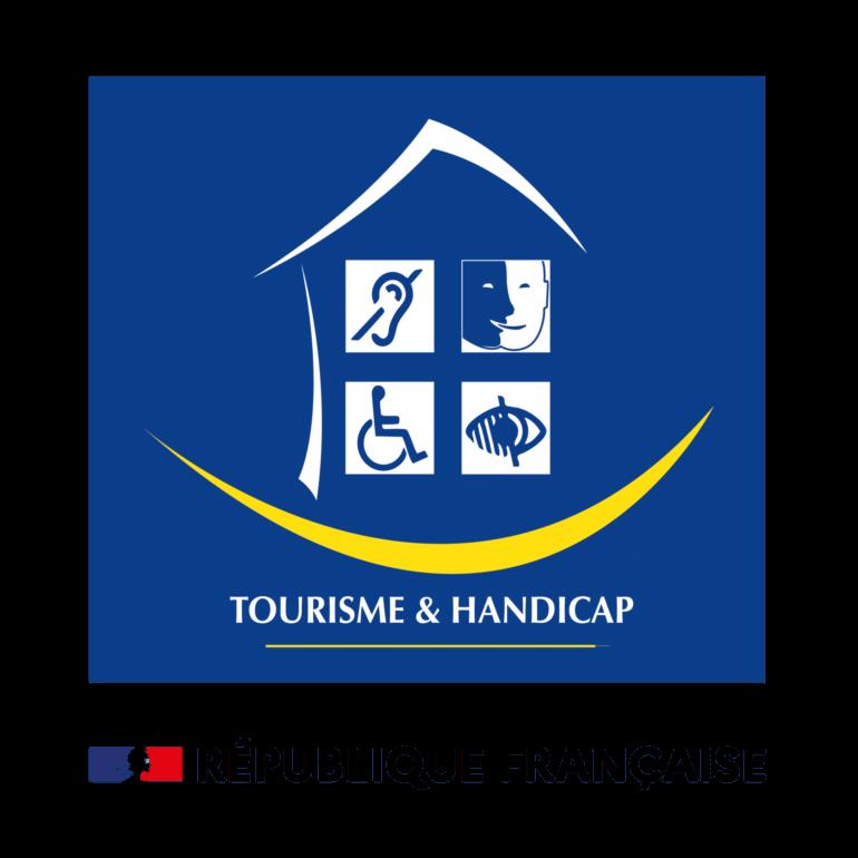 Logo Tourisme&Handicap