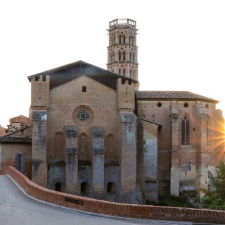 Cathédrale Rieux-Volvestre ©BlogDeBeaux LentsDemains