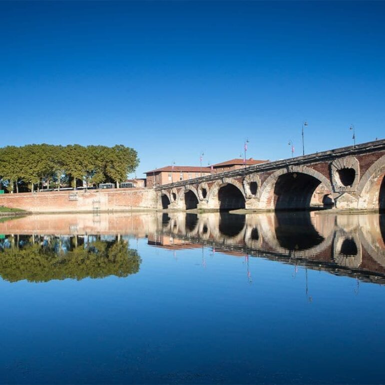 Le Pont neuf-TOULOUSE ©ManuelHuynh