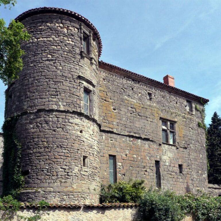 Chateau fortifié de Loubens