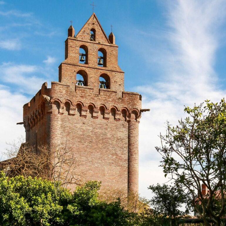 Eglise de Montgeard