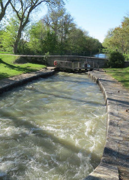 ecluse canal du Midi-Sdesgroux
